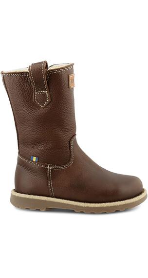 """KAVAT Junior Skoghall EP ECO Winter Boots Dark Brown"""